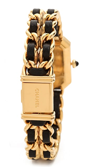 What Goes Around Comes Around Vintage Chanel Premier Watch