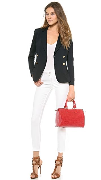 What Goes Around Comes Around Vintage Louis Vuitton Epi Speedy Bag