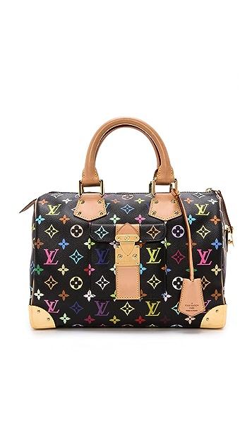 What Goes Around Comes Around Vintage Louis Vuitton Multi Monogram Speedy Bag