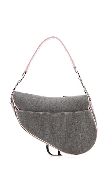 What Goes Around Comes Around Dior Saddle Bag