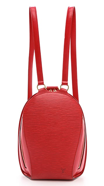 What Goes Around Comes Around Louis Vuitton Mabillon Backpack