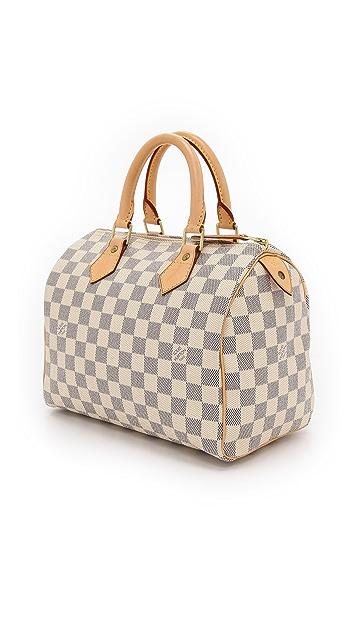 What Goes Around Comes Around Louis Vuitton Damier Azur Speedy Bag