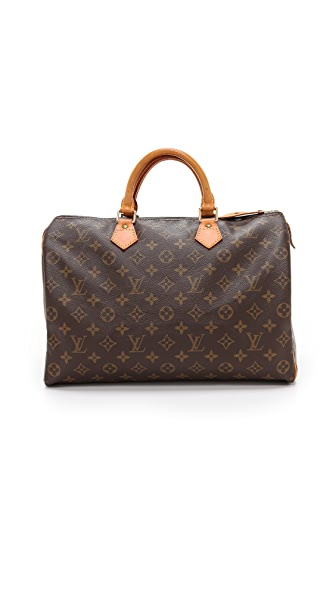 What Goes Around Comes Around Louis Vuitton Monogram Speedy Bag