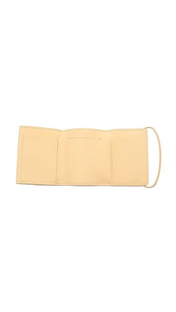 What Goes Around Comes Around Louis Vuitton Epi Folding Wallet