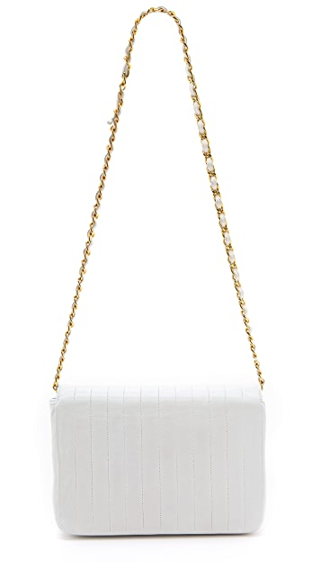 What Goes Around Comes Around Chanel Straight Line Bag