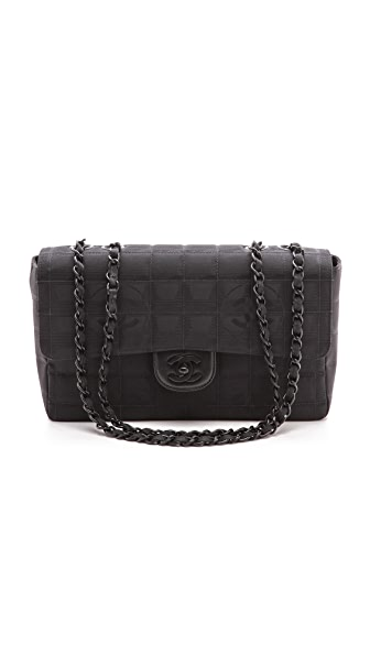 What Goes Around Comes Around Chanel Half Flap Bag