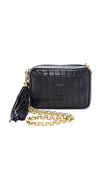 What Goes Around Comes Around Chanel Long Tassel Bag
