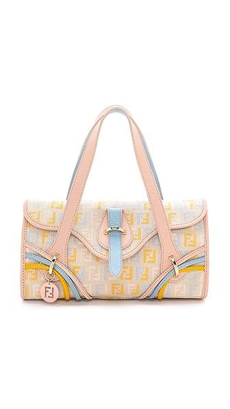 What Goes Around Comes Around Fendi Multicolor Bag