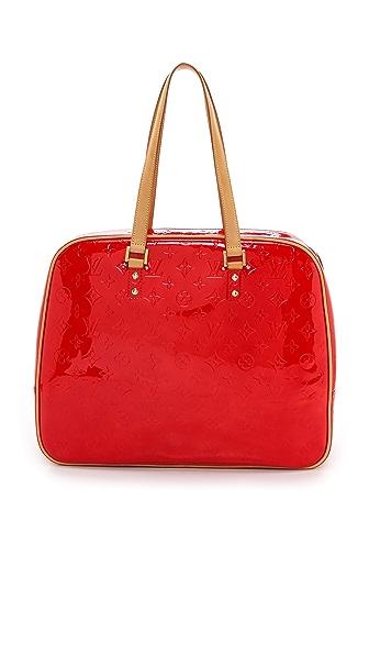 What Goes Around Comes Around Louis Vuitton Sutton Vernis Bag