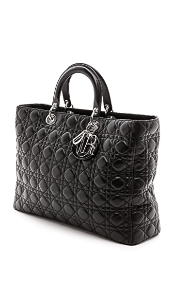 What Goes Around Comes Around Dior Lady Shopper