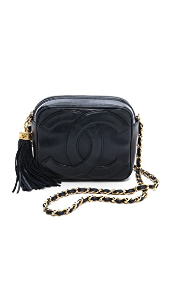 What Goes Around Comes Around Chanel Mini Tassel Bag
