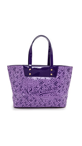 What Goes Around Comes Around Louis Vuitton Blossom Tote
