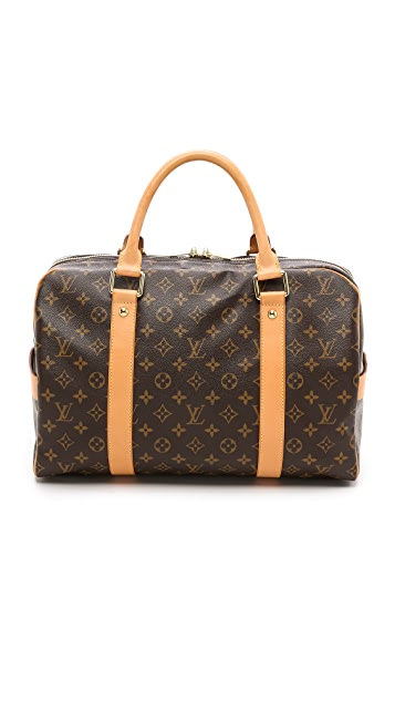 What Goes Around Comes Around Louis Vuitton Monogram Carryall