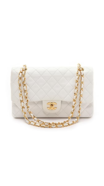 What Goes Around Comes Around Chanel 2.55 10'' Bag