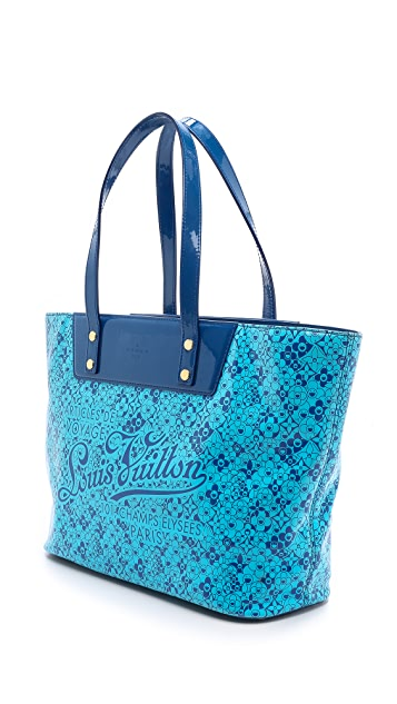 What Goes Around Comes Around Louis Vuitton Cosmic Blossom Tote