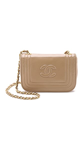 What Goes Around Comes Around Chanel Flap Camera Bag