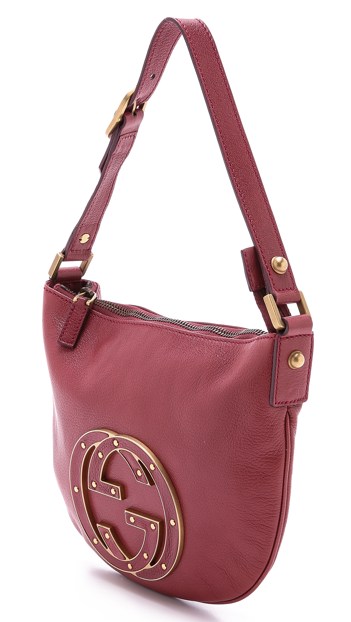 4ff7209c7fd What Goes Around Comes Around Gucci Blondie Hobo Bag