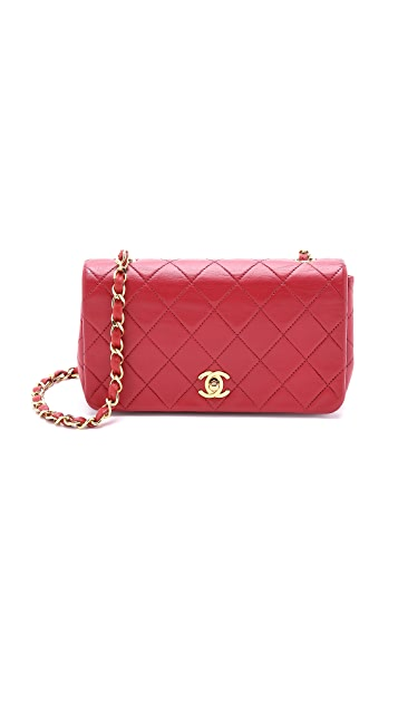 What Goes Around Comes Around Chanel Full Flap Bag