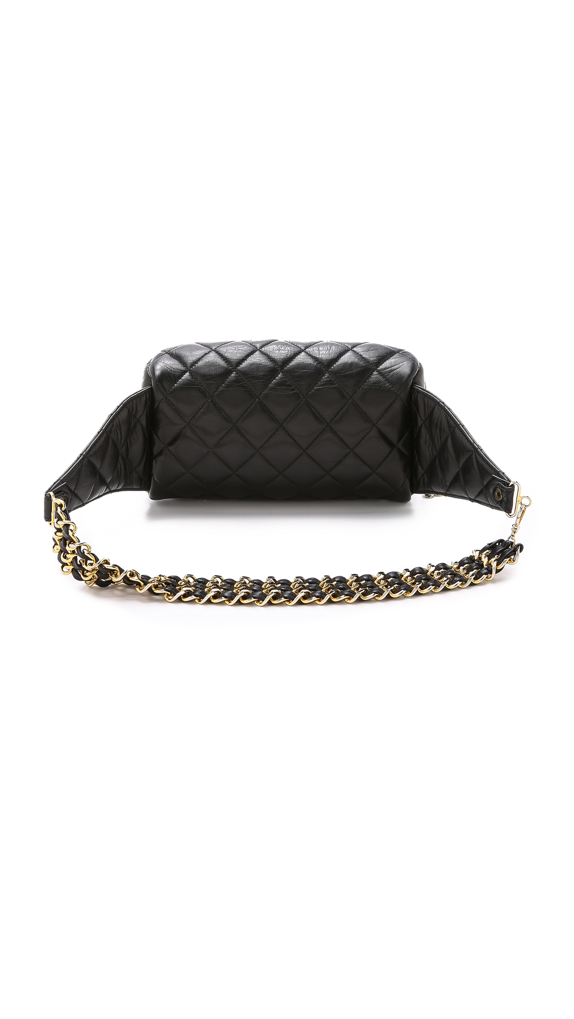 What Goes Around Comes Around Chanel Quilted Fanny Pack   SHOPBOP 1d656582fcd