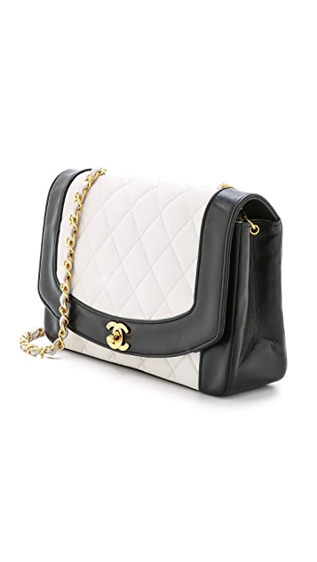 What Goes Around Comes Around Chanel Classic 9'' Bag (Previously Owned)