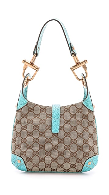 What Goes Around Comes Around Gucci Small Hobo Bag (Previously Owned)