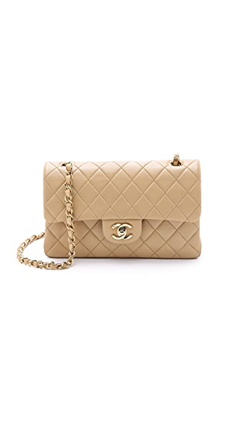 What Goes Around Comes Around Chanel 9'' Shoulder Bag
