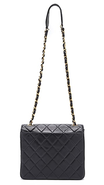 What Goes Around Comes Around Chanel CC Shoulder Bag