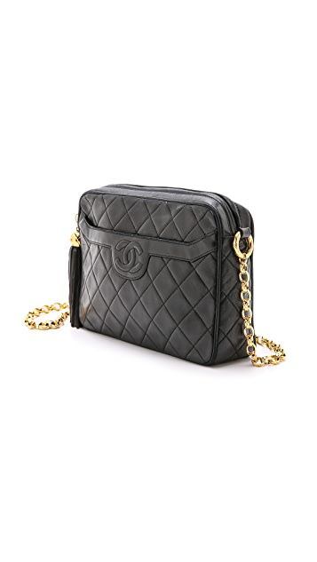What Goes Around Comes Around Chanel Camera Bag