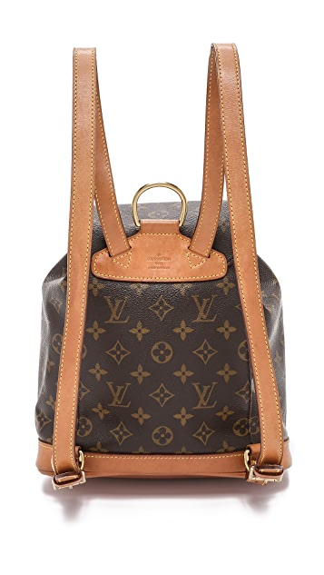 What Goes Around Comes Around Louis Vuitton Monogram Montsouris Backpack (Previously Owned)