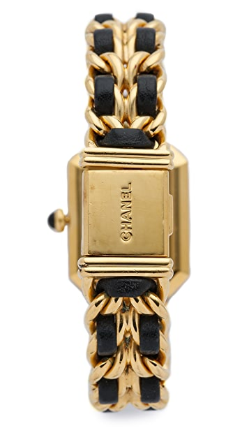 What Goes Around Comes Around Chanel Premiere Watch (Previously Owned)