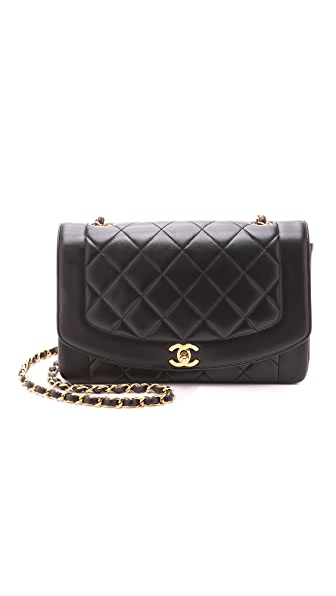 What Goes Around Comes Around Chanel Classic Flap Bag (Previously Owned)