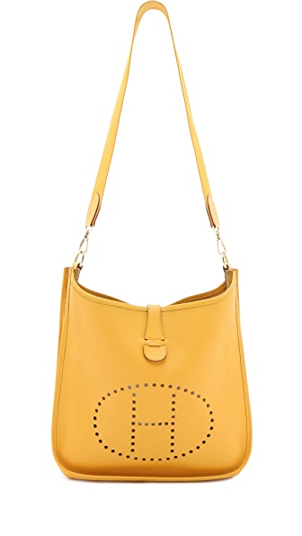 What Goes Around Comes Around Hermes Evelyne I Gm Bag (Previously Owned) - Yellow
