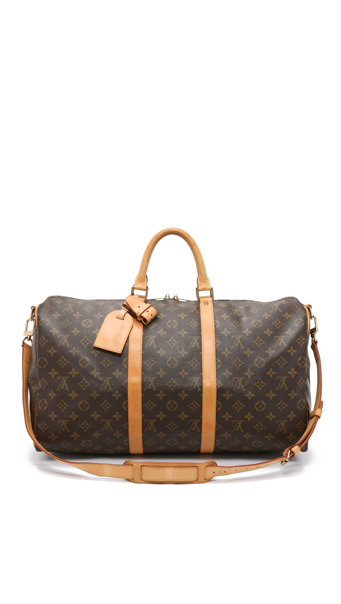 LOUIS VUITTON KEEPALL (PREVIOUSLY OWNED)