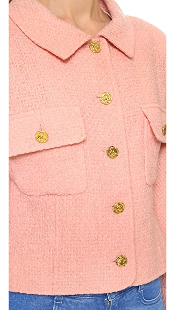 What Goes Around Comes Around Chanel Jacket (Previously Owned)
