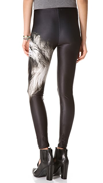 We Are Handsome The Impressor Printed Leggings