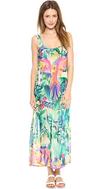 We Are Handsome The Flight Cover Up Dress