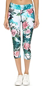 The Himalaya Active Capri Leggings                We Are Handsome