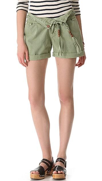 What Goes Around Comes Around Berkeley Shorts