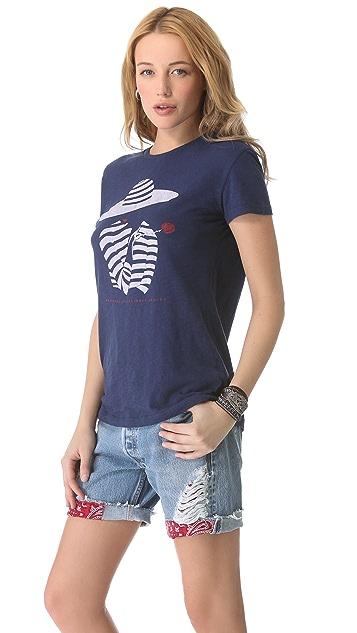 What Goes Around Comes Around Rose T-Shirt
