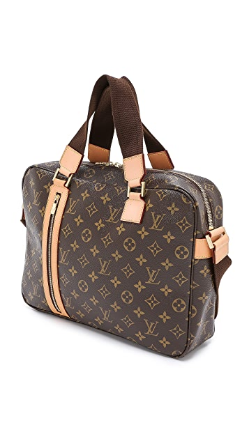 What Goes Around Comes Around Vintage Louis Vuitton Monogram Bosphore Bag