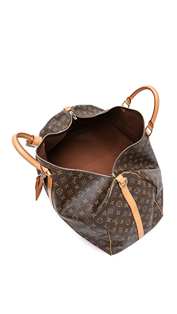 What Goes Around Comes Around Vintage Louis Vuitton Monogram Bandouliere 60