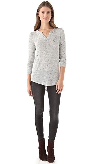 Whetherly Harlow Slub Sweater