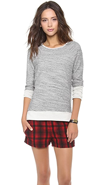 Whetherly Zuma Pebble French Terry Pullover
