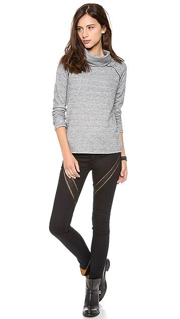 Whetherly Felicia French Terry Sweatshirt