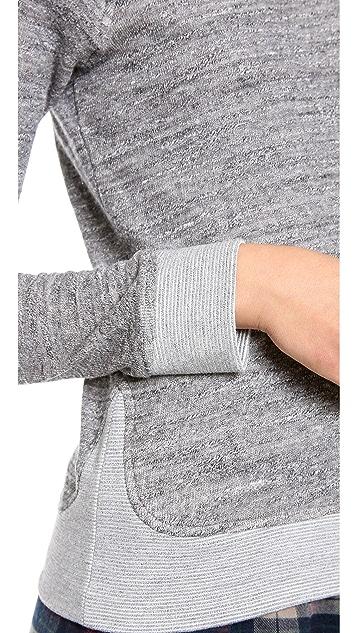 Whetherly Liam Vintage Double Jersey Sweatshirt