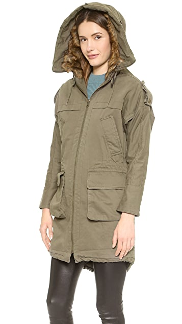 Whistles Donnie Parka