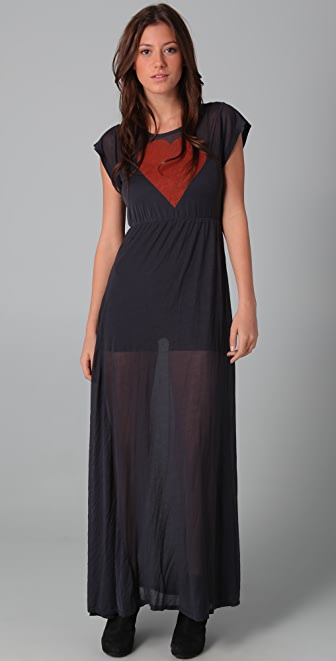 Wildfox True Love Piper Maxi Dress