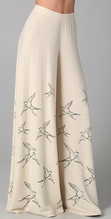 Wildfox Freebird Hendrix Pants