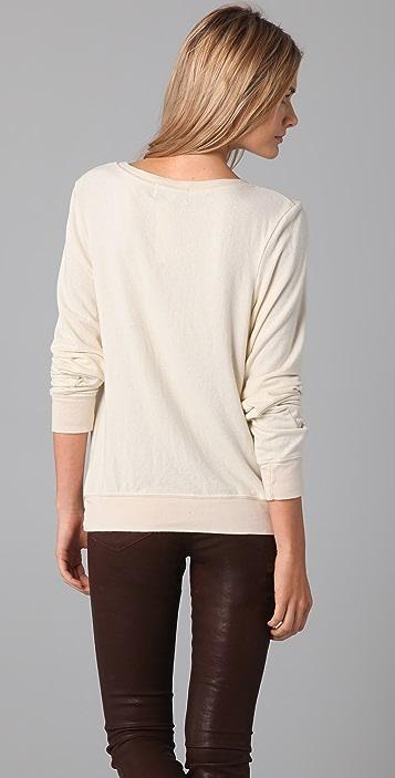 Wildfox Long Haired Boys Baggy Beach Sweatshirt