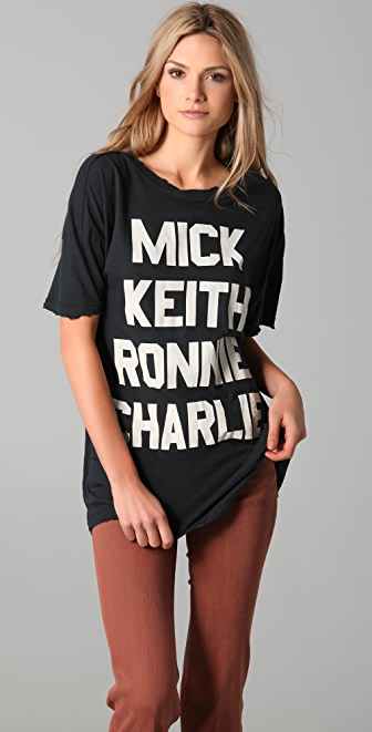 Wildfox Fan Club Tee